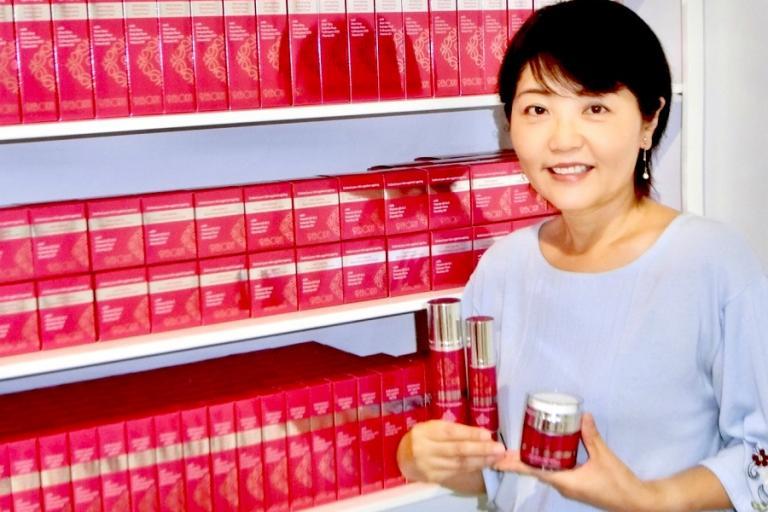 日本女性が自分のために作ったものを多くの人にも!  オーストラリアのアンチエイジングスキンケア
