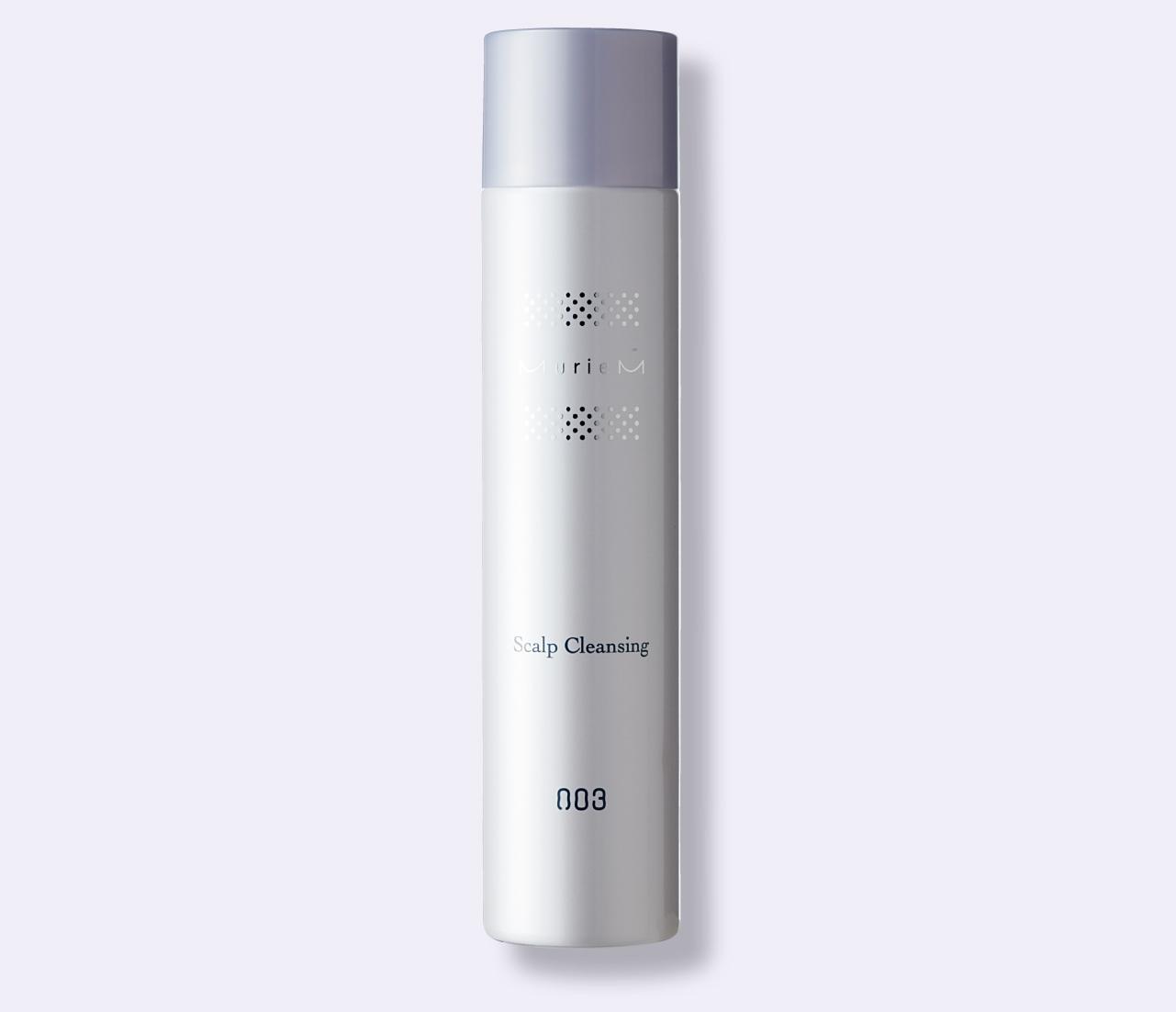 ミュリアム 薬用スカルプ炭酸クレンジング<医薬部外品>250g ¥3,300/ナンバースリー(ヘアサロン専売品)