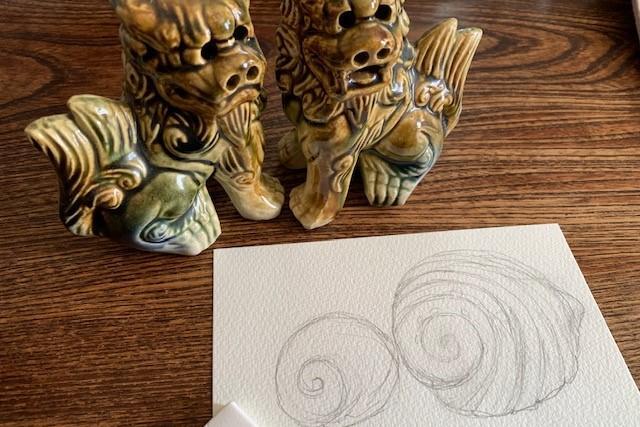 新しい趣味を開拓するために「ヴィフアール 水彩画スターターキット」を手に入れたら、野村重存先生に絵を見てもらえることになった話<前編>