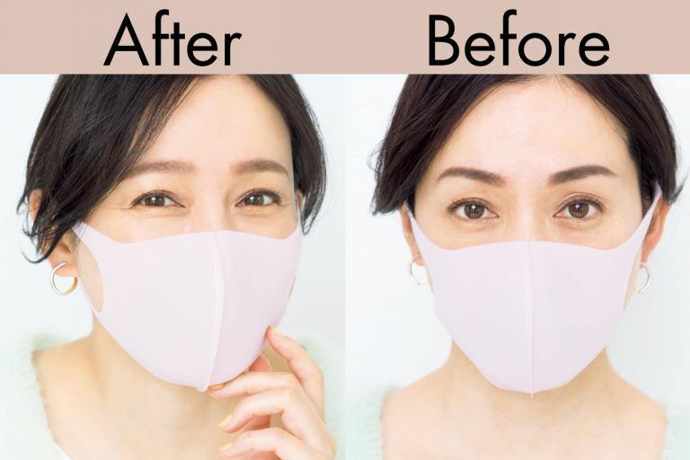 withマスクで「美人眉」のルールが変わった! 3つの掟とは?