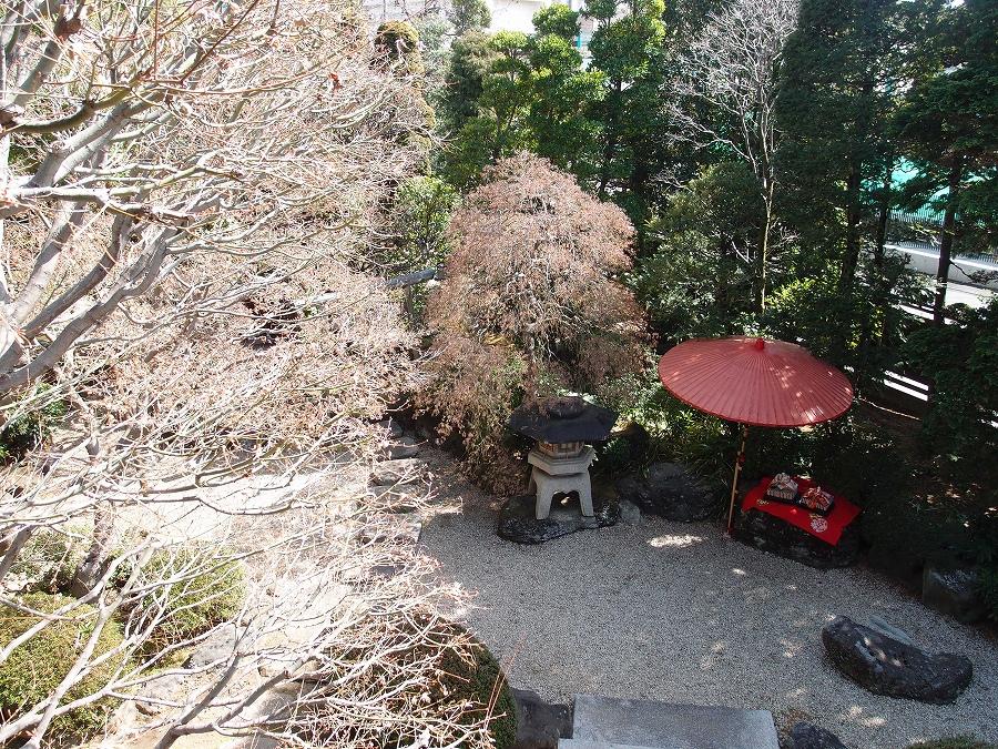 吉田おでかけ 川越「丹徳庭園」お庭P3183512