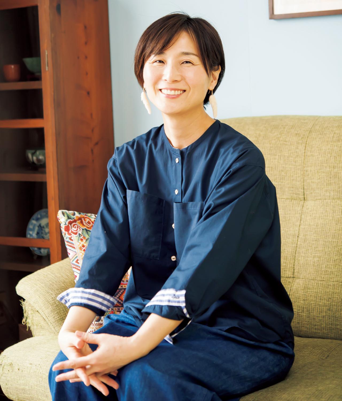 津田蘭子さん 『その服捨てるのちょっと待った! リメイクしたらオンリーワンができました。』著者
