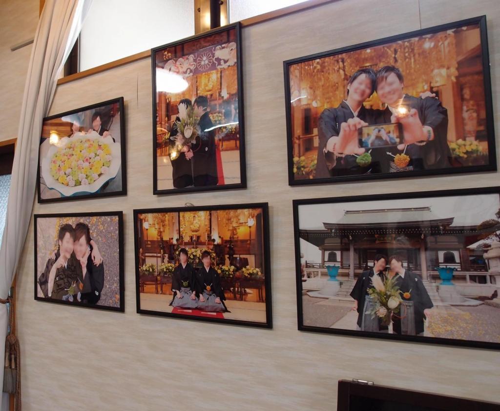 吉田おでかけ 川越最明寺 仏前結婚式同性婚P3183439 (2) -