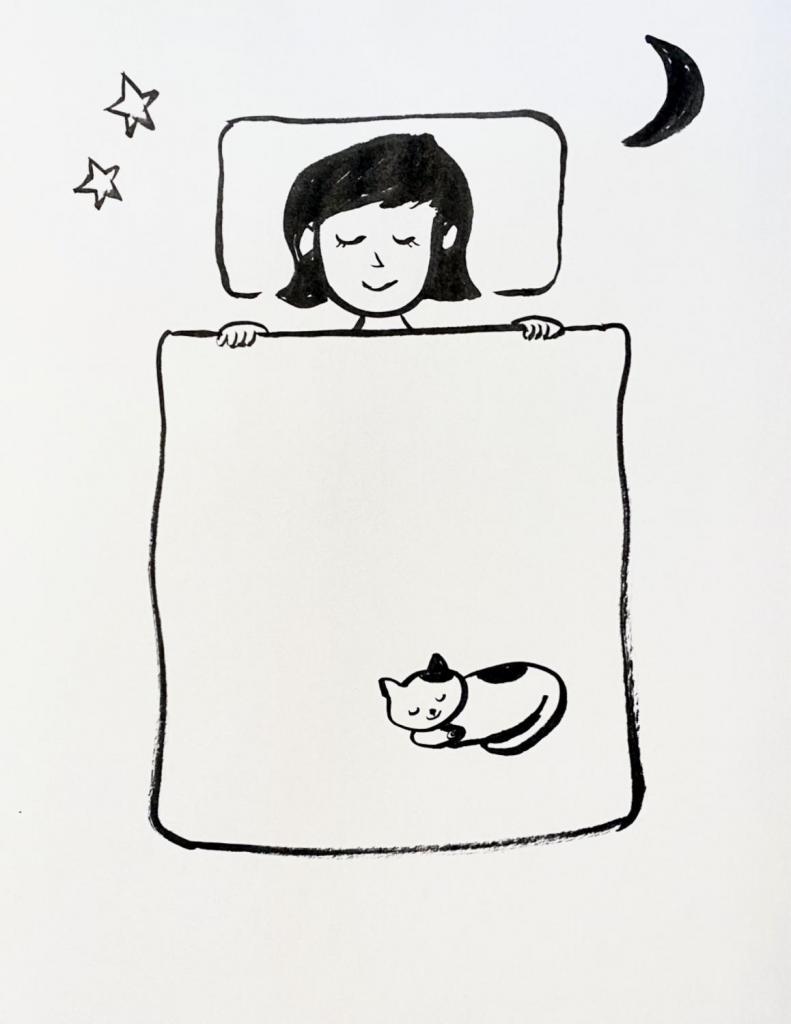 樫出さん 睡眠
