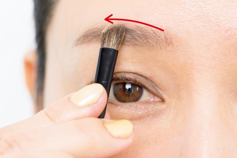 大人の「マスク美人眉」が即描ける完全プロセス