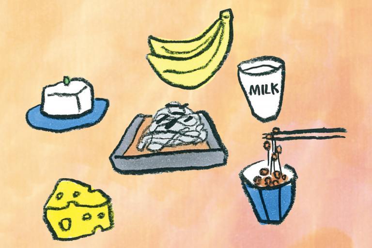 【朝】朝食でトリプトファンを含む食品をとって睡眠の質を高める/自律神経を整える一日の最強の過ごし方②