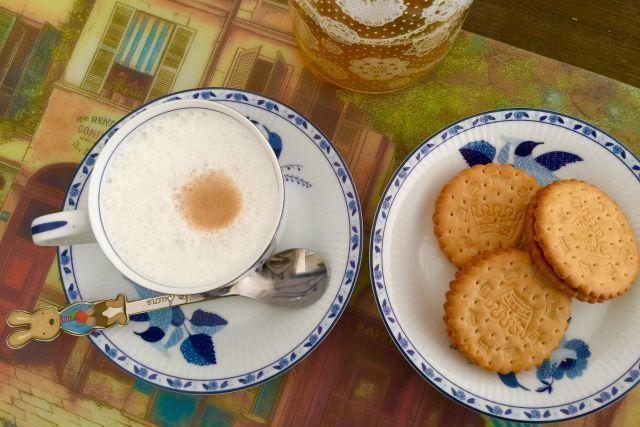 イタリアの暮らしを自宅で―カフェのある時間
