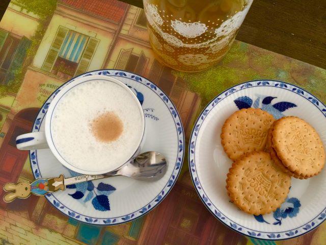 竹村83カフェのあある暮らし04 イタリア式朝食