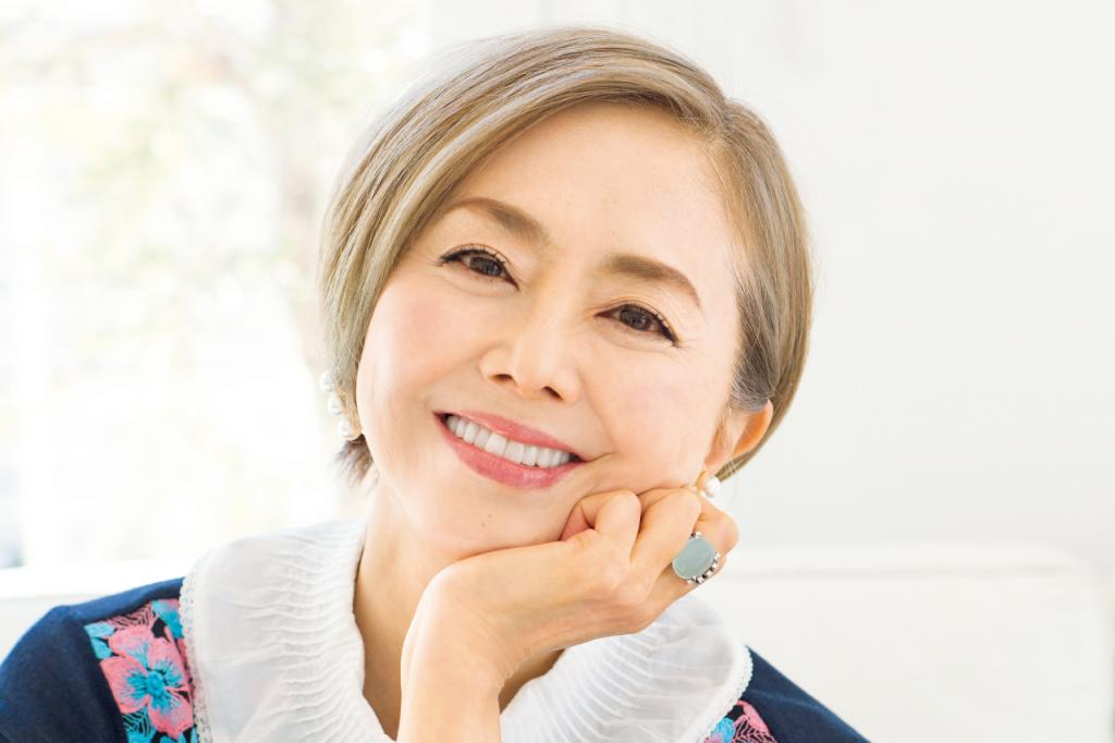 61歳。人生で今がいちばん元気です/熊谷真実さん、「閉経」インタビュー(前編)