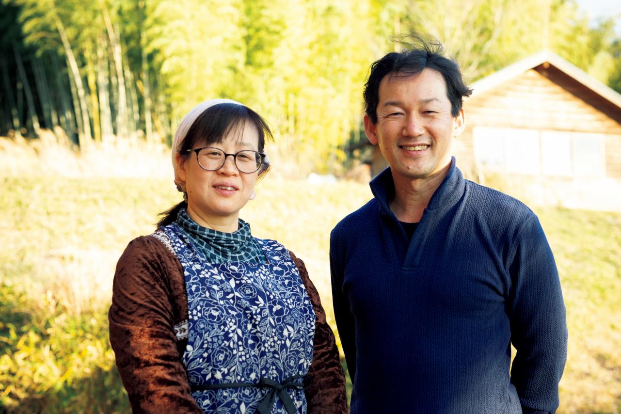 店主の三浦雅之さんと妻・陽子さん