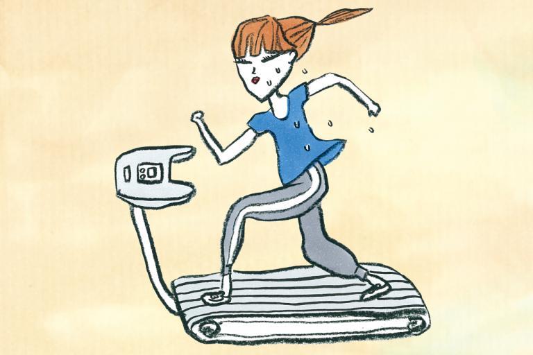 【日中】座りっぱなしは疲労物質の蓄積の原因に。ときどき立って血流を促そう/自律神経を整える一日の最強の過ごし方④