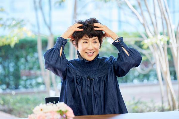 【オンラインイベント動画付き】「髪の曲がり角」は35歳⁉ 黒田知永子さんと学ぶふんわりヘアの秘訣