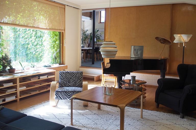 フィンランドを代表する建築家、アアルト夫妻に学ぶ、  家族が幸せになる家づくり