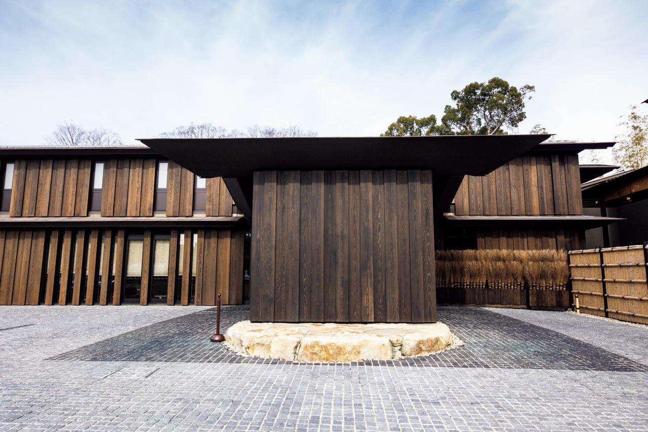 全室に露天風呂。庭屋一如のラグジュアリーリゾート「ふふ 奈良」/奈良の注目ホテル①