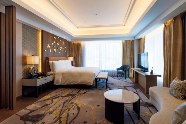 日本初のマリオット最上級ホテルが奈良に登場「JWマリオット・ホテル奈良」はマインドフルネスがコンセプト