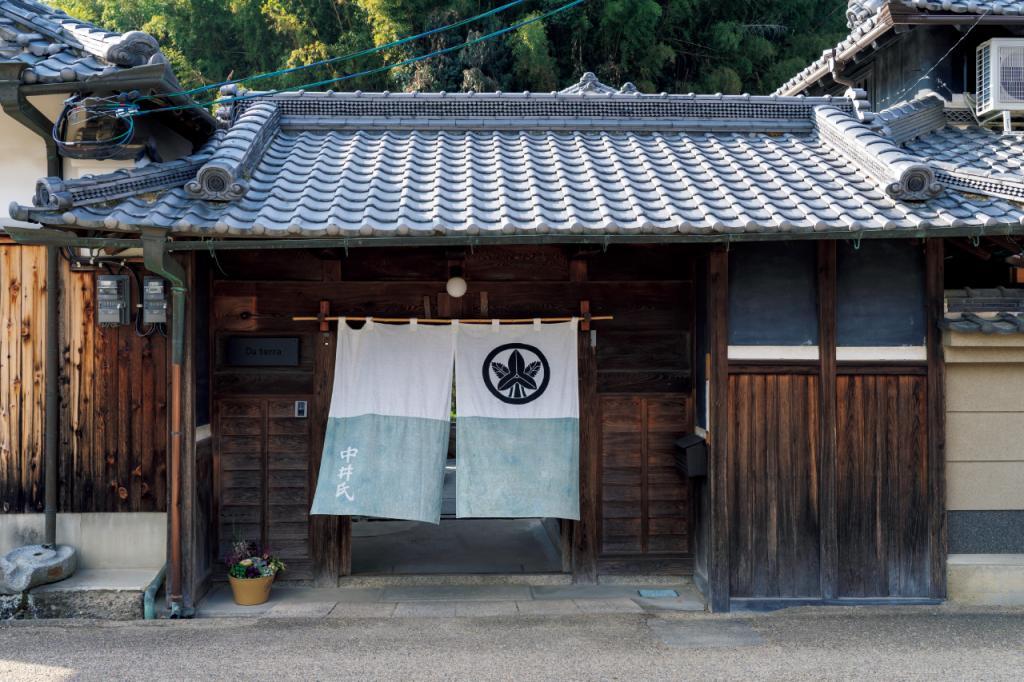 大地の実りが味わえる古民家レストラン「ダ テッラ」/粟最古の都、奈良で心と体を整える①