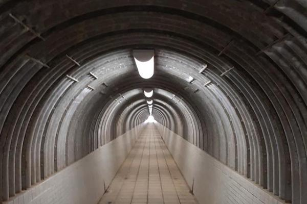ドラマ・映画・MVロケ 撮影地探訪。横浜市南区の「大原隧道」へ