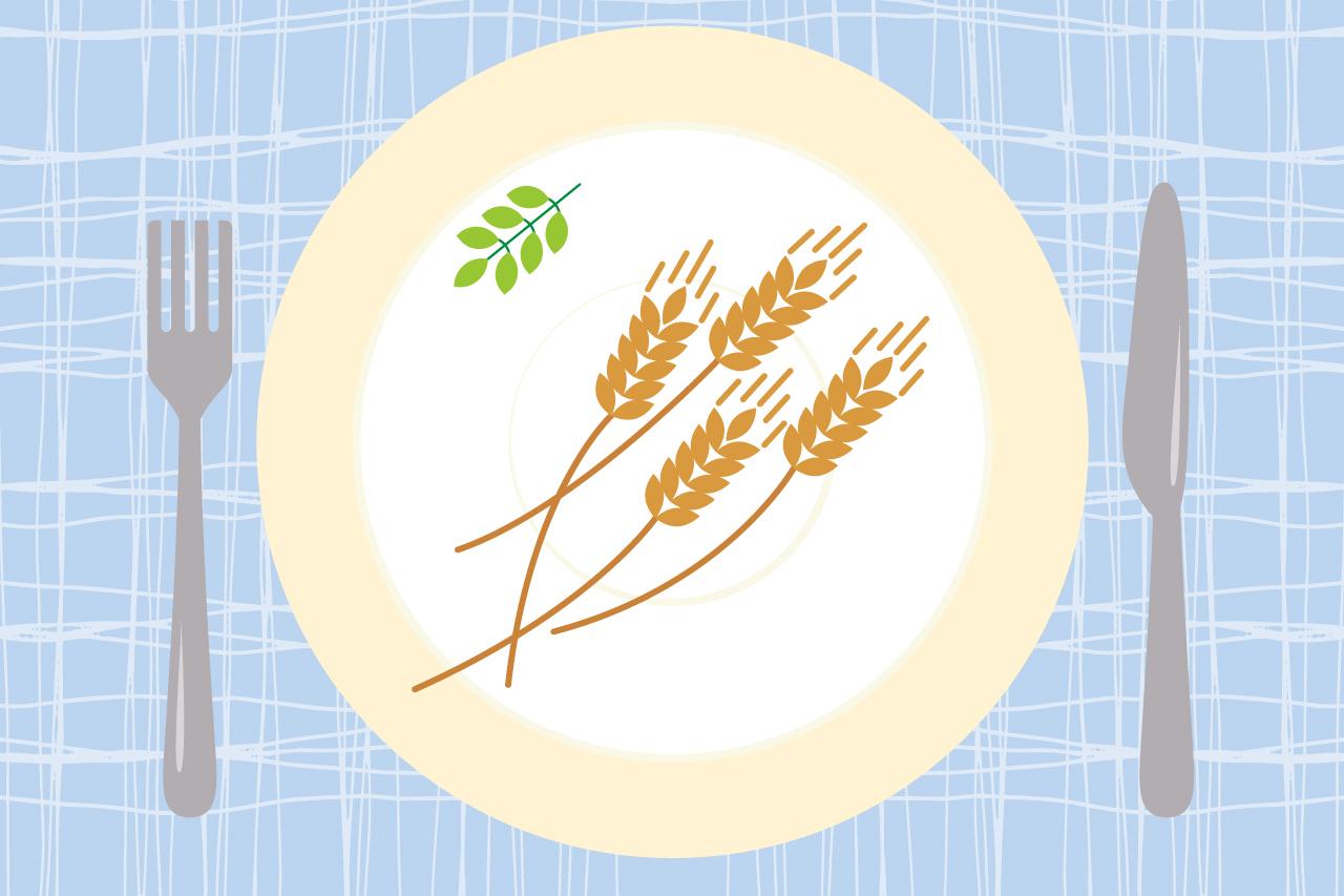 食物繊維の不足は穀類離れが大きな原因