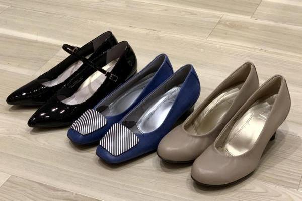 今週の新着記事【ランキングトップ10】足もエイジング!? 外反母趾を配慮した靴ブランドfitfitでパンプス選び