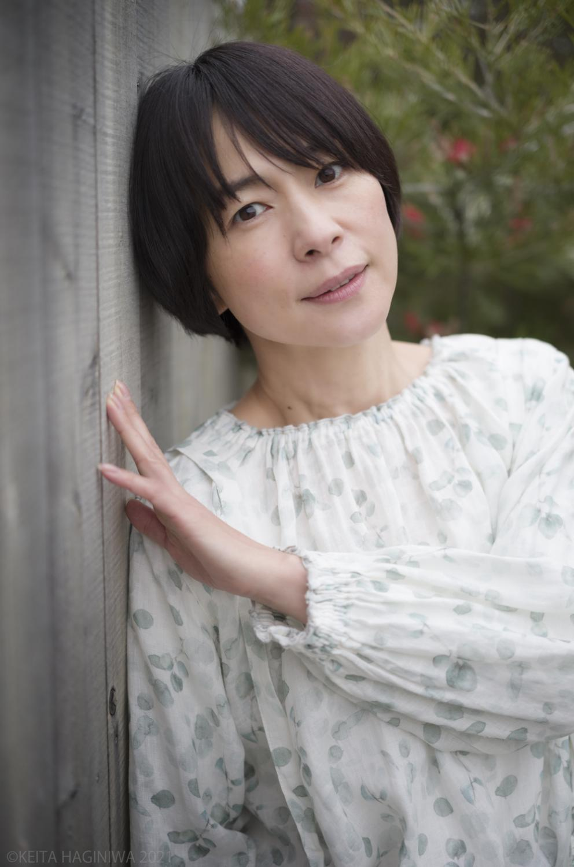西田尚美ポートレート