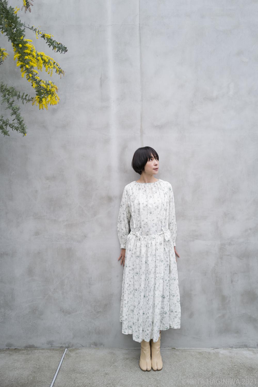 西田尚美さん全身写真