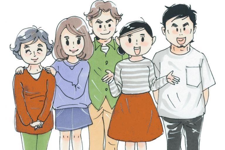 桜沢エリカの連載コミックエッセイ、第2回!【春雨ぎょうざ&エビシューマイ】我が家の頼もしい味方です!