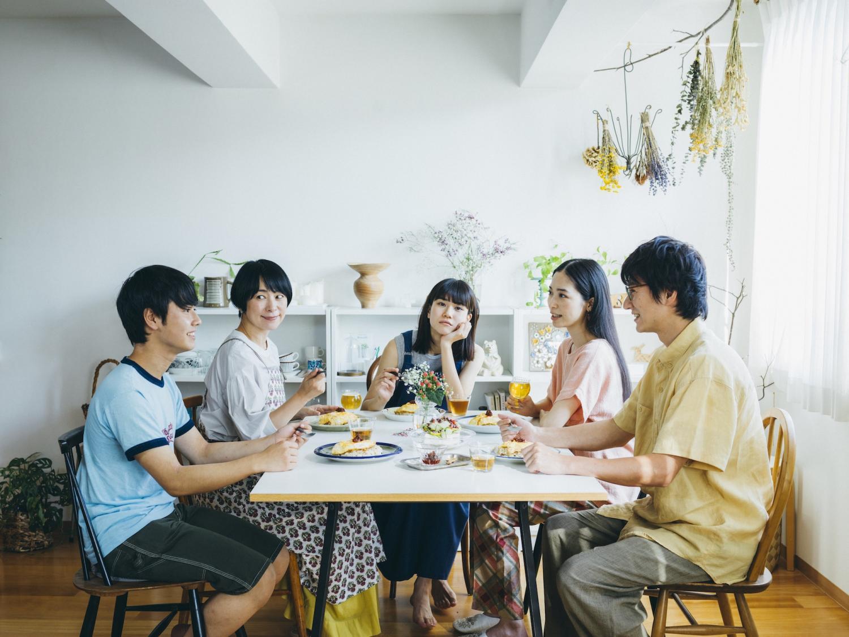 西田尚美 映画「青葉家のテーブル」スチール写真