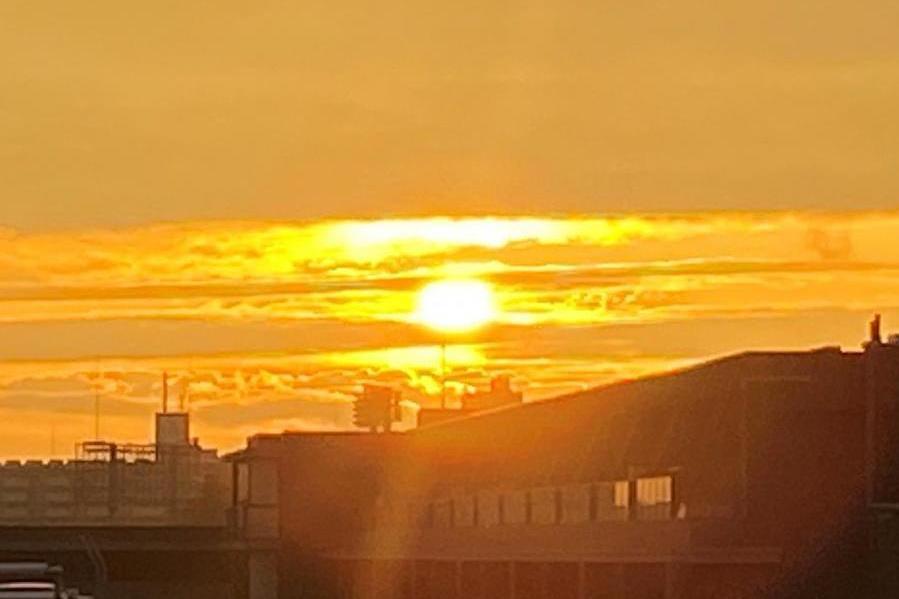マドレーヌ 夕陽 寄り
