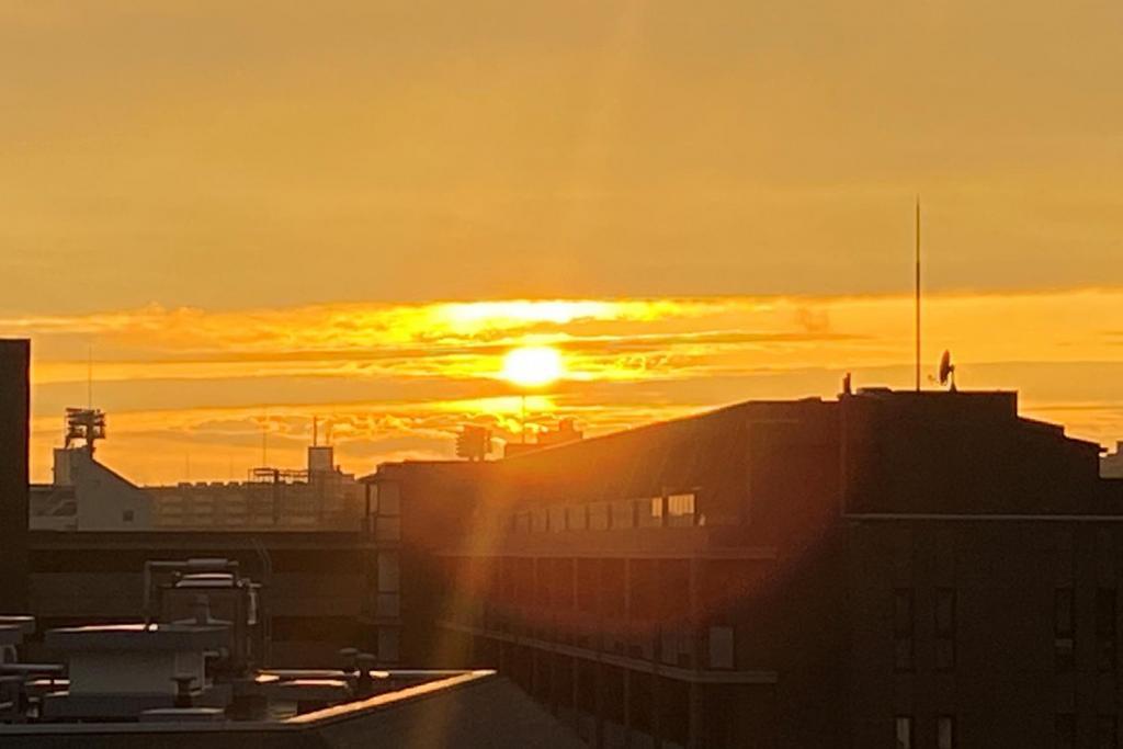 マドレーヌ 定年の頃見た夕陽