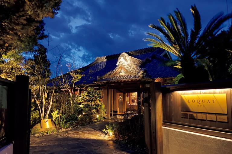 一棟貸しで温泉露天風呂を堪能「ロクワット西伊豆」/おこもりを楽しむプライベート温泉