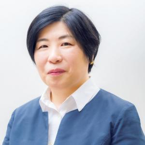 蒲池桂子さん 管理栄養士