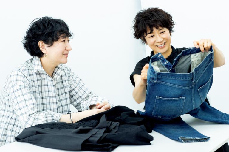 黒田知永子さんの好きなこと「服作りの愉しみを、これからも」