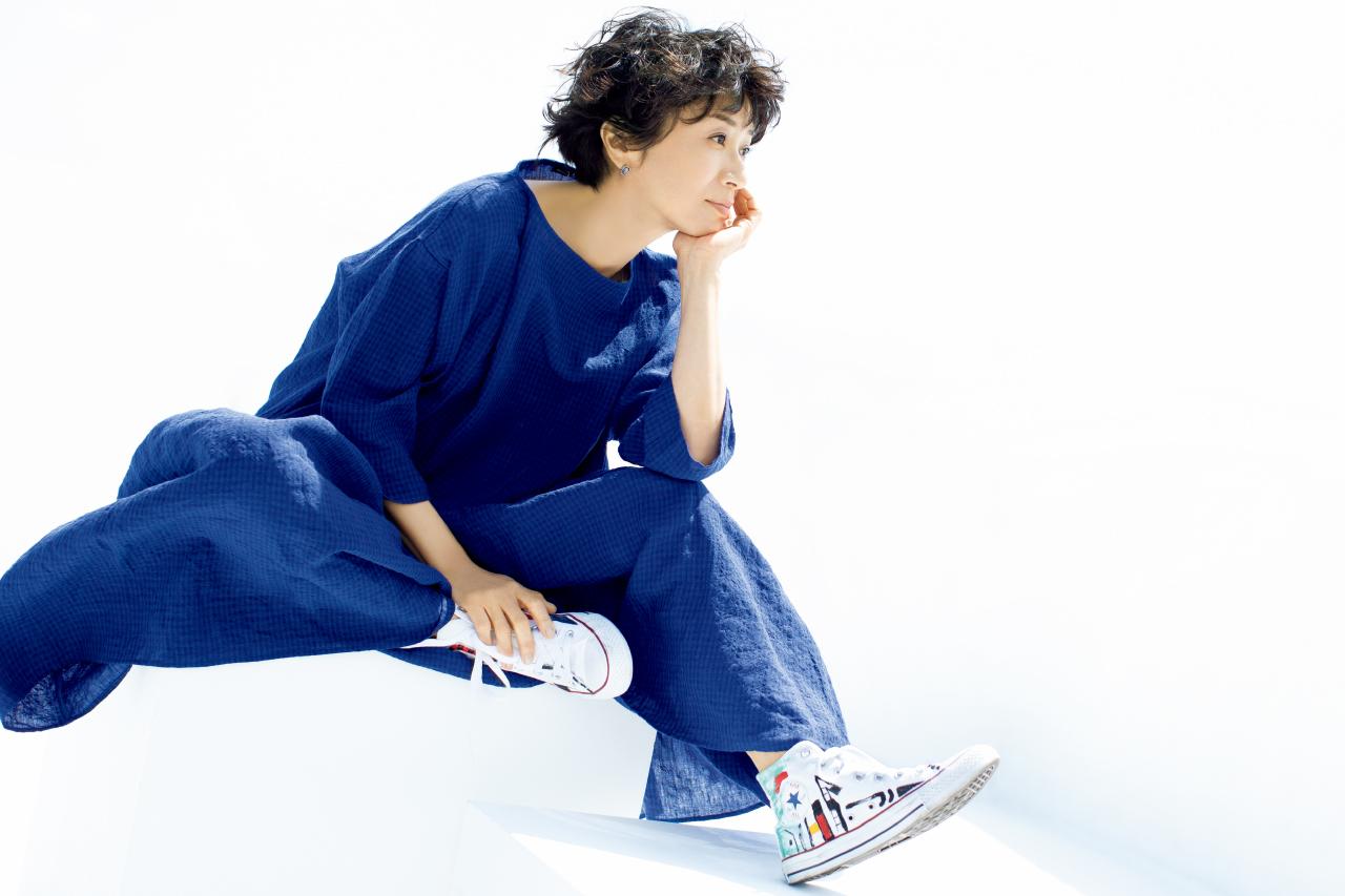 黒田知永子さん「60代という新しいステージの入り口に立ちました」