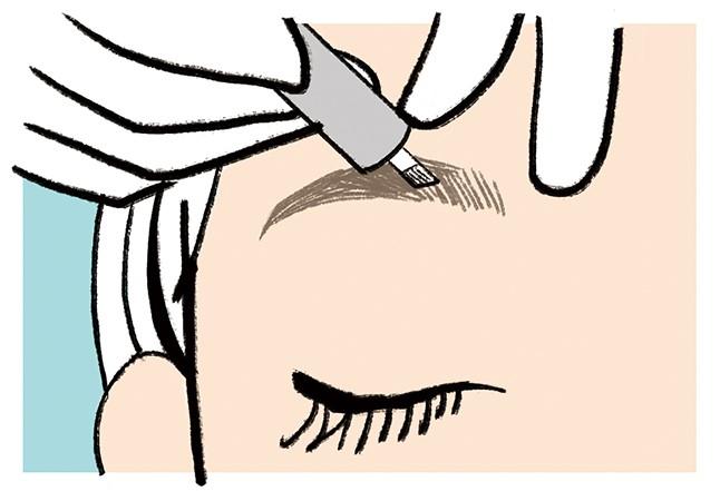 眉のアートメイクに挑戦!長年の眉コンプレックスを有名ヘアメイクさんが解消してくれた!