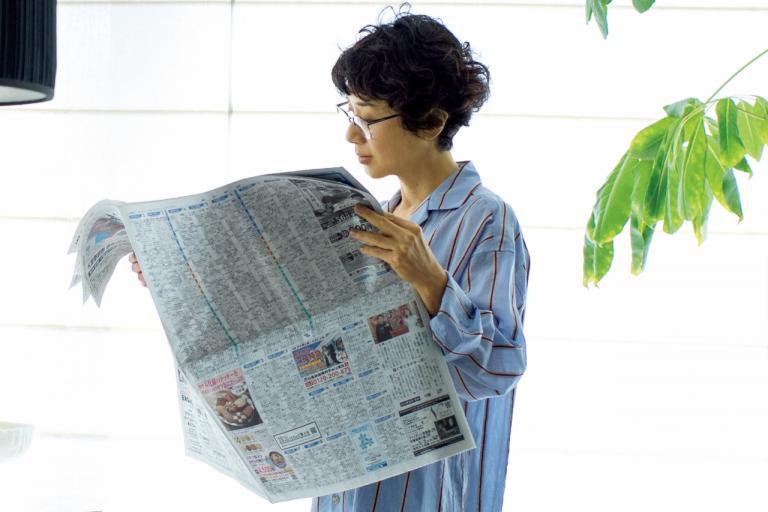 黒田知永子さんのご自宅で見せていただいた「好きなもの、普段の暮らし」