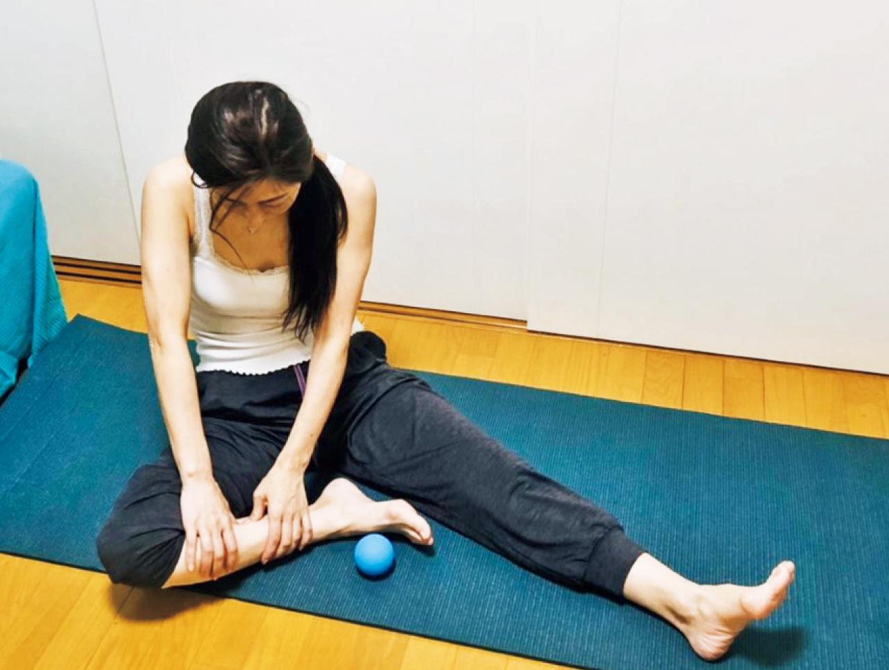 筋膜ほぐしトレーニング