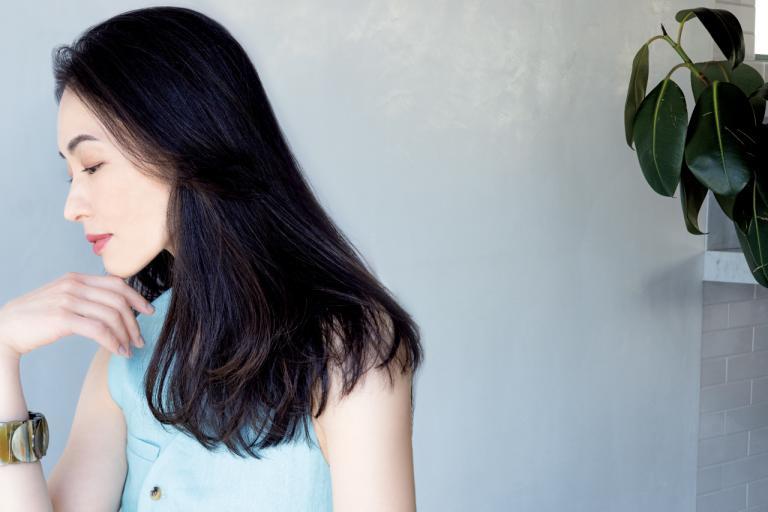 50代の髪は「素髪を磨く」「美髪に見せる」両輪が必要です/毛髪診断士・伊熊奈美さん「50代の髪悩み」