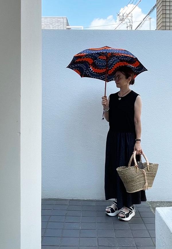 小林さん styling柄傘