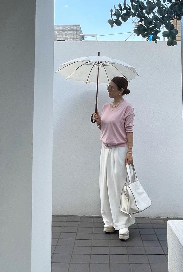 小林さん stylingピンク