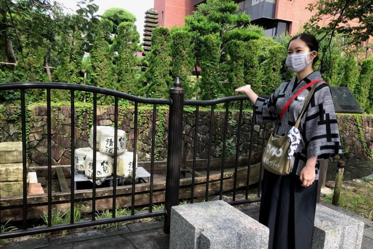 三条通りや高瀬川をOMOレンジャーに導かれてタイムトリップ気分! 京都の町を再発見