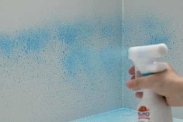 お風呂掃除はもう圧倒的ラク&時短に!「連射ミスト」で「30秒掃除」が叶う