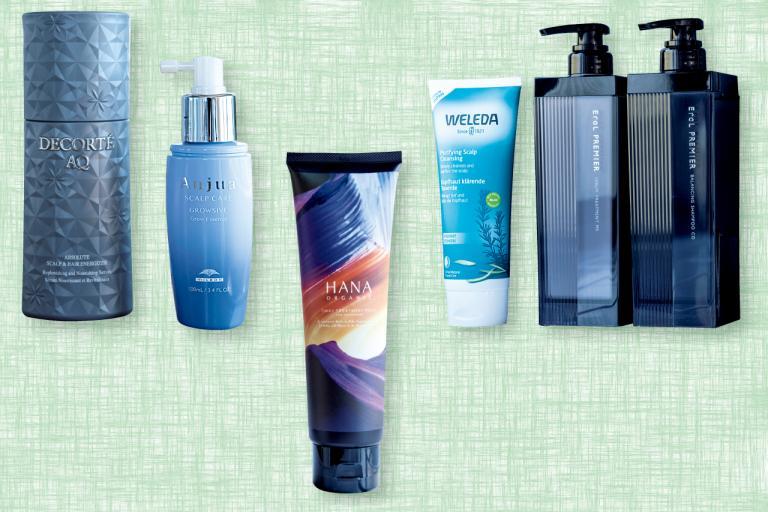 朝は「潤い」、夜は「赤みケア」の頭皮用美容液を毎日使用/毛髪診断士・伊熊奈美さん実践の育毛ケア③