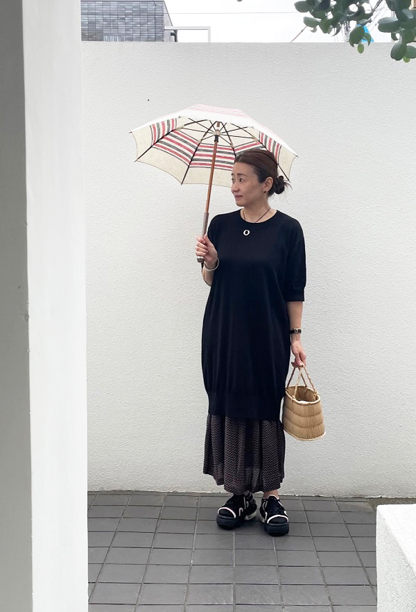 小林さん stylingボーダー傘