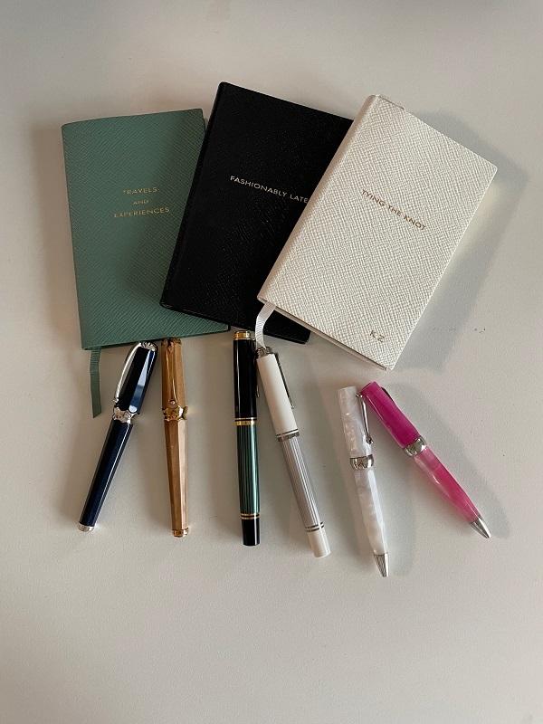 小林さん 筆記具