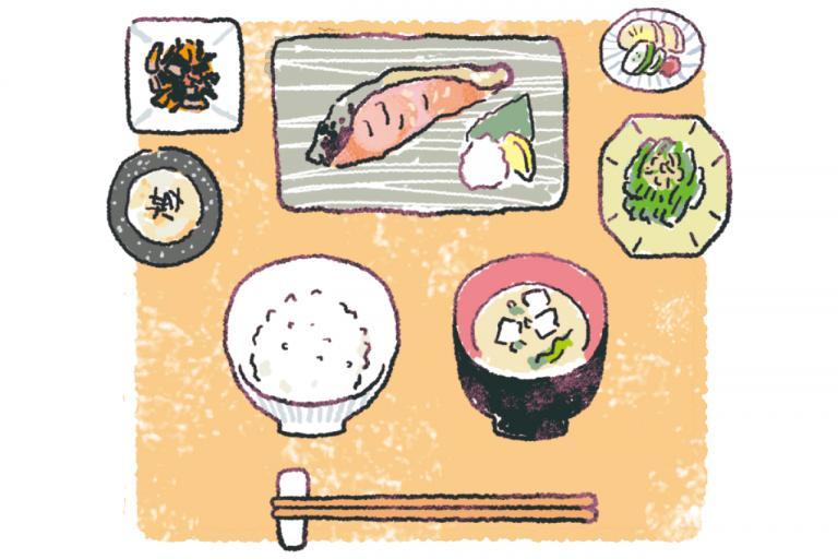 最もやせやすいと言われる「1975年の和食」の10カ条とは/やせる食べグセ45|食べ方編③