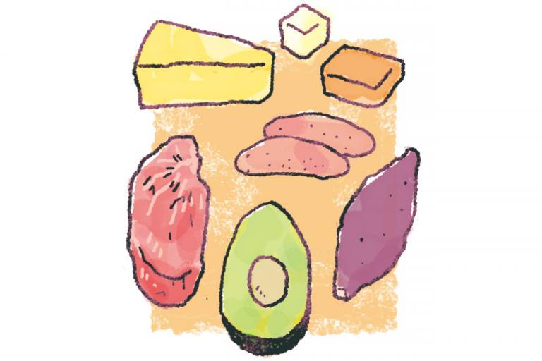 ストレス食いを抑える「パントテン酸」が多い食品とは?/やせる食べグセ45|リセット編①
