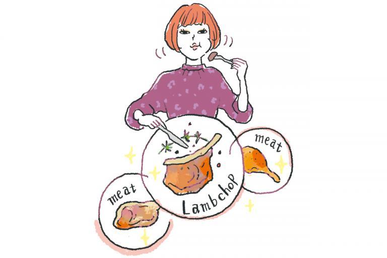 デブ味覚をやせ味覚にするには、ひき肉など亜鉛の多い食材を/やせる食べグセ45|やせる食材編➁
