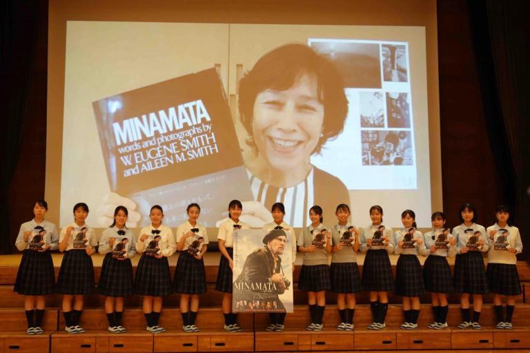 映画『 MINAMATA―ミナマタ―』の当事者、アイリーン・美緒子・スミスさんが今、次世代に届け続けるメッセージとは?