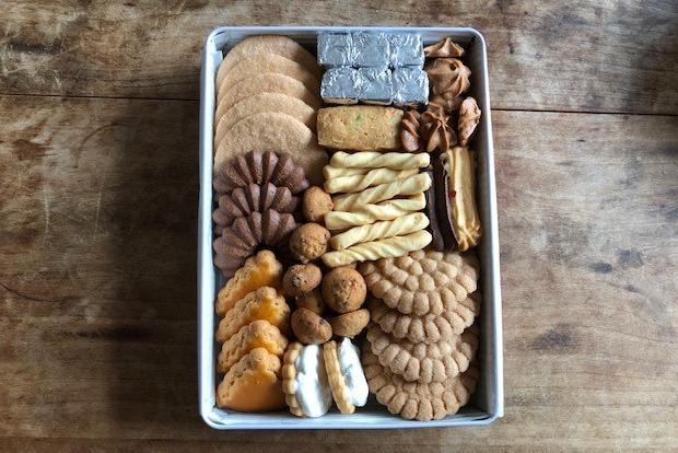70年間レシピは不変。ダイエット中だけど〇〇学園食事研究グループのクッキーを食べてみたら……