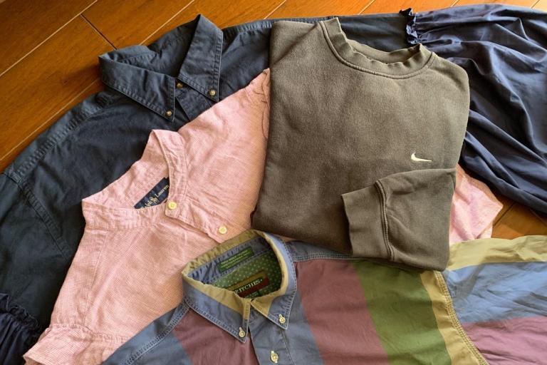 スターのヴィンテージTシャツ姿はカッコよく、自分は古着が似合わなくなった理由とは